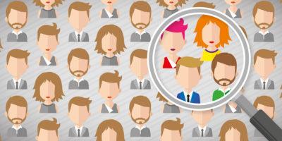 Blogindlæg om forskel på målgrupper og emotionelle kundetyper