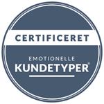 Karin Melbye er certificeret i Emotionelle Kundetyper
