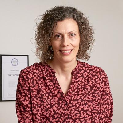 Karin Melbye, freelance webdesigner og grafiker med speciale i emotionelle kundetyper