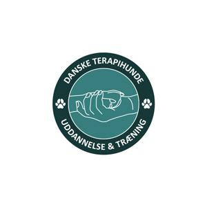 Logo Danske Terapihunde